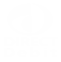 Direct Debit payments available